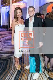 Brandee Barker with Aaron Levie