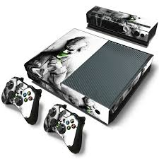 Joker Vinyl Skin Sticker Cover For Microsoft Xbox One Console With 2 Controllers Decal For Xboxone Gamepad Joystick Accessories Cover Sticker Cover For Microsoftcover For Aliexpress