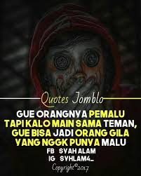 quotes jomblo qj admin facebook