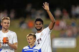 Amherst's Aaron James returns to Massachusetts with top-ranked Virginia  soccer squad