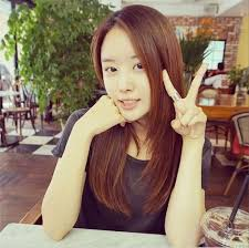 secret song ji eun shows her cute no