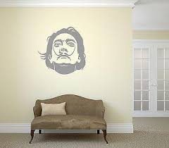 Wall Stickers Vinyl Decal Salvador Dali Celebrity Art Sculpture Painti Wallstickers4you