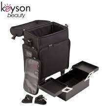 nylon travel luge trolley case