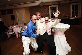 Kris, Byron, Ryan | My wedding day