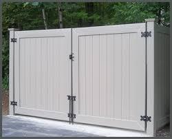 Custom Dumpster Enclosures Ny Ketcham Fenceketcham Fence