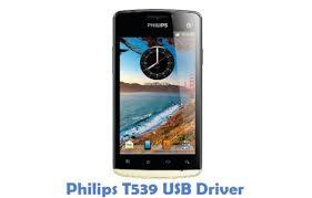 Download Philips T539 USB Driver