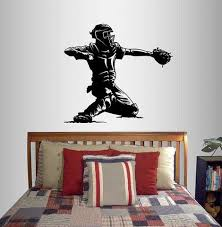 Baseball Wall Decals Walldecals Com