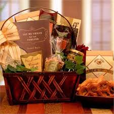 a time for grief gift basket gift