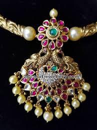 antique peacock ruby pendant antique