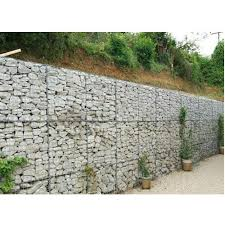 Gi Gabion Wall For Domestic Rs 450 Square Feet Total Fence Products Id 20560489533