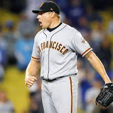 Giants put closer Mark Melancon on 10-day DL with elbow injury ...