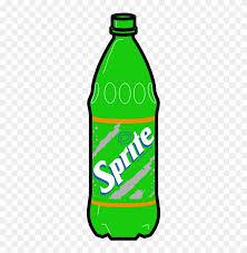 sprite clipart 750ml sprite bottle