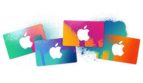 itunes app gift card
