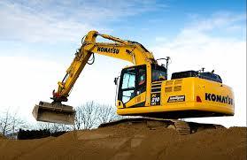 vehicles excavator komatsu pc210lci