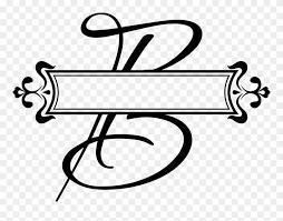 Split Fancy Letter Vinyl Monogram Decal Split Letter Monogram G Clipart 1389073 Pinclipart