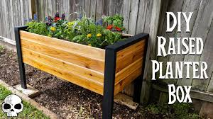 How To Make A Diy Raised Planter Box 14 Steps With Pictures Instructables
