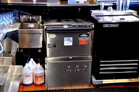 commercial dish washer s service