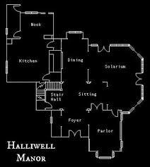charmed halliwell manor floor plans 1