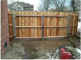 Rv Gate Wood Fence Gates Wooden Fence Panels Wood Fence
