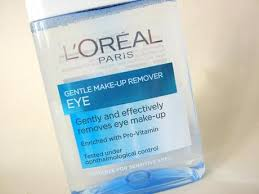 gentle eye makeup remover reviews