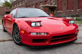 Rare Zanardi Edition NA2 NSX Up for Auction