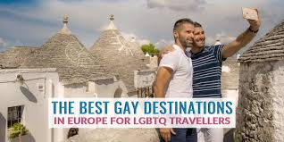 holiday destinations in europe for
