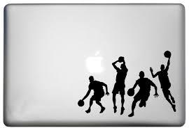 Nike Basketball Decal Sticker Laptop Window Car Truck Sports Jordan