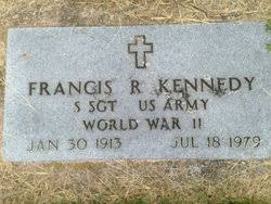 """Francis Roland """"Polly"""" Kennedy (1913-1979) - Find A Grave Memorial"""