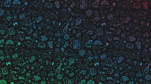 grant doodle logo hd wallpaper