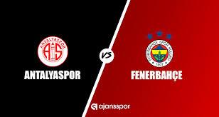 Taraftarium24 canlı izle Antalyaspor Fenerbahçe maçı şifresiz ...