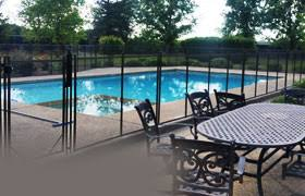 Temporary Removable Pool Fencing In Madera Child Safe Lifetime Warranty