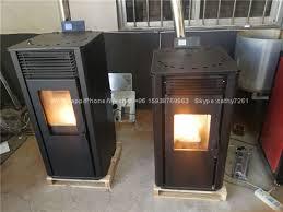 small wood pellet burning stove wood
