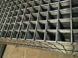 Welded Wire Fencing Panels Wire Mesh Screen Panels For Floor Heating