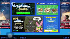 poptropica free code 2019 not expired