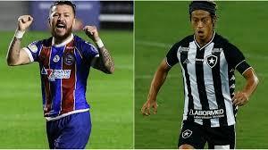 Brasileirão]: Bahia x Botafogo: como, quando e onde assistir esse jogo AO  VIVO