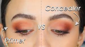 does eyeshadow primer really make a
