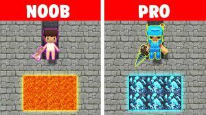 Miniworld NOOB vs PRO: MINING CHALLENGE in miniworld - Animation ...