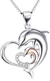 dolphins jewelry 925 sterling silver