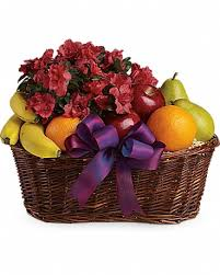 fruits and blooms basket in spokane wa
