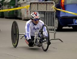 Alex Zanardi – stronger than his legs – Tania Daniels