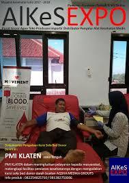 kursi donor darah model sofa bed di pmi