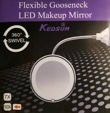 kedsum flexible gooseneck 6 8 10x