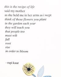 book review the sun and her flowers by rupi kaur brutal but