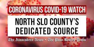 covid 19 info update for north slo