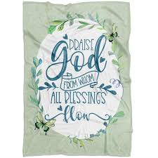 Image result for praise god from whom all blessings flow""