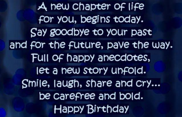 Image result for happy birhday motivational quotes for future""