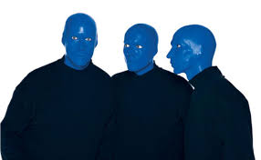 blue man group costume carbon costume