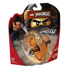 Lego Ninjago Cao Thủ Lốc Xoáy Cole