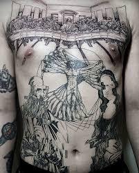 Ünlü Ressamların Klasikleşmiş Eserlerine Yeniden Hayat Veren 28 Sanatsal  Dövme - #28 #Dövme #Eserlerine #Hayat #Kla… in 2020 | Art inspired tattoos,  Modern tattoos, Tattoos