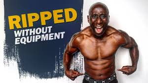 bodyweight ripped hiit workout no